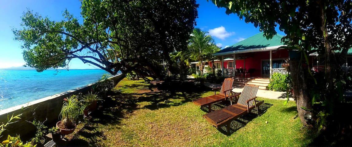 TAHITI - Villa TARONA - 4 PAX - Paea - Willa