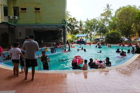 Marina Cove Resort~Suitable for family gatherings