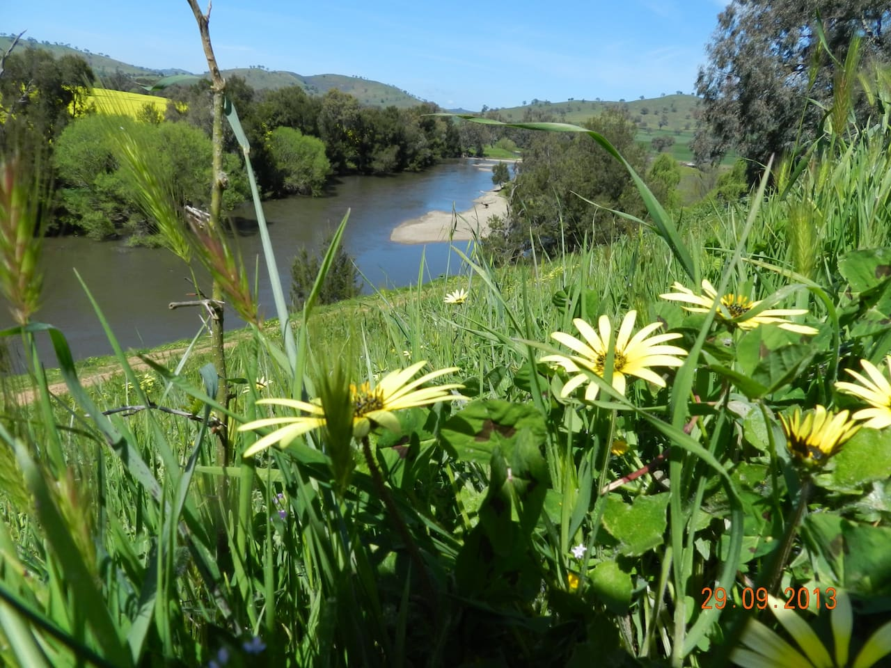 The beautiful Tumut River