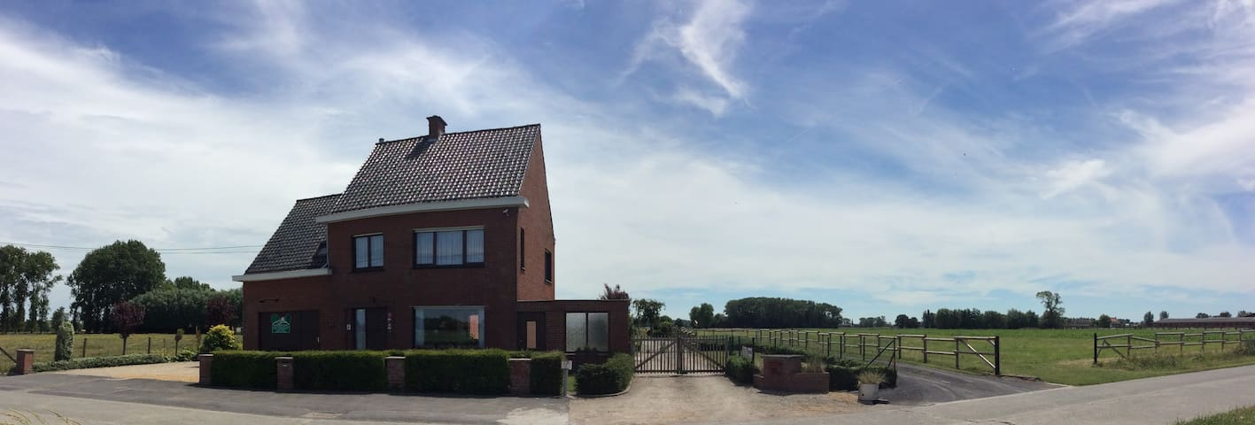 Holiday Home Lappersfort - Diksmuide - House