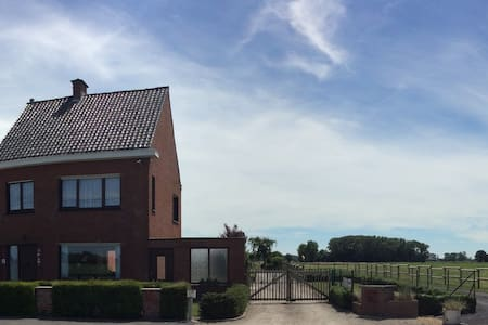 Holiday Home Lappersfort - Diksmuide