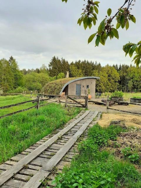 Naturskönt boende i mitten av Skåne
