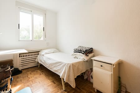 habitacion con wifi ( 15 minutos del centro) - Madrid - Wohnung
