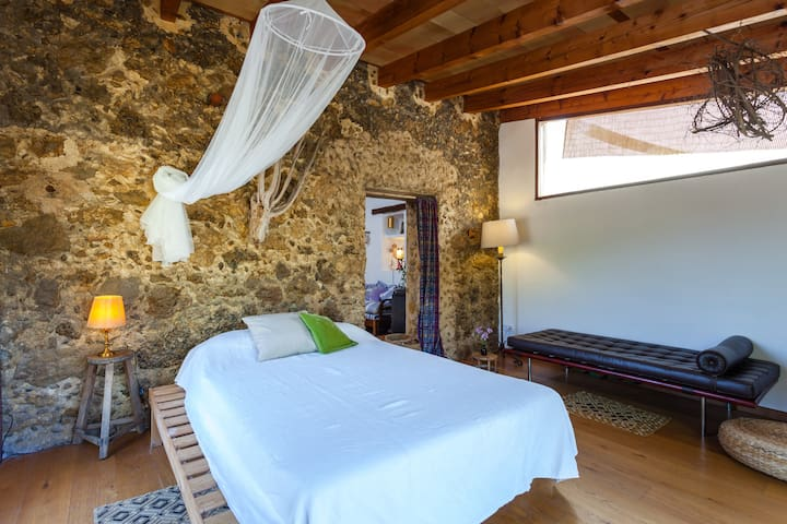 Cottage in the valley of Selva, Mallorca - Selva - Dom