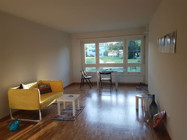 2.5room Apartment  by the lake, 60m2, with garden