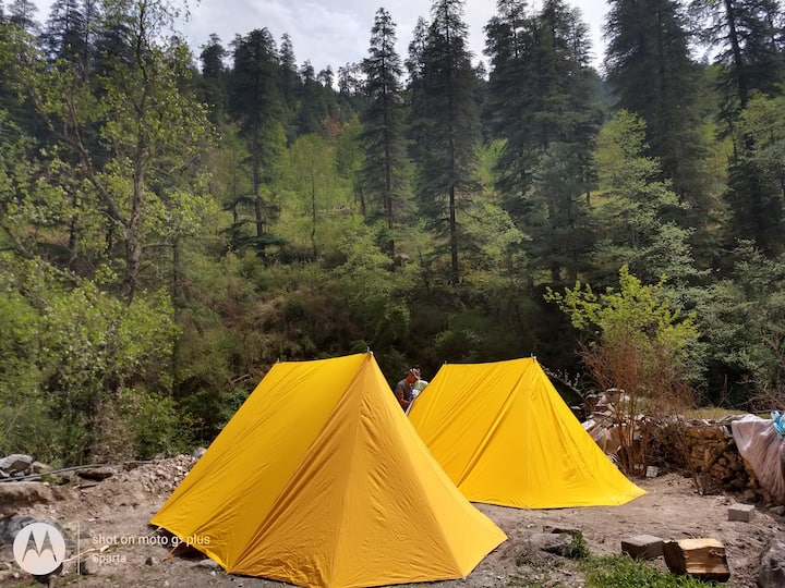 River side Trekkers Camps