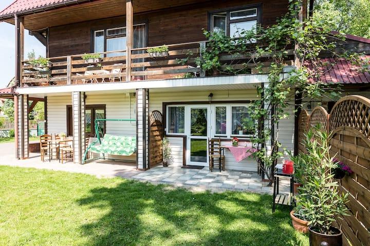 apartament dwuosobowy&sauna