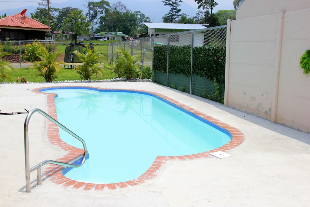 Private swmming pool