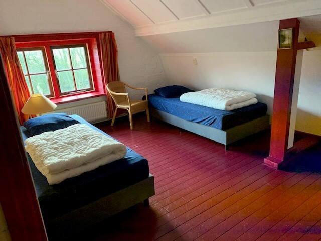 Slaapkamer 5 op de 1e etage
