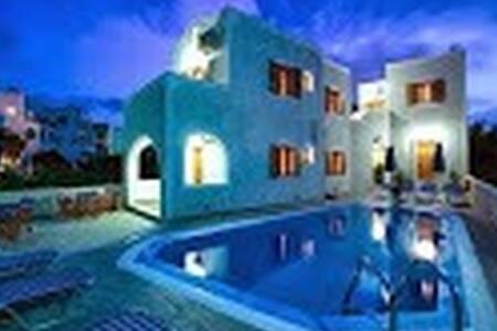 Santorini Kelenis Apartments - Apartment