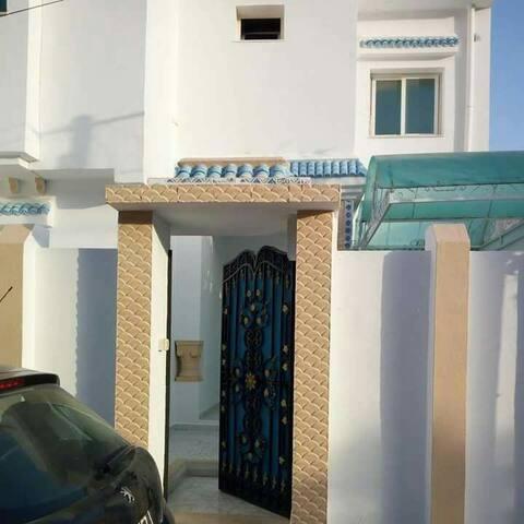 Maison Marina ghar el melh bizerte tunisia