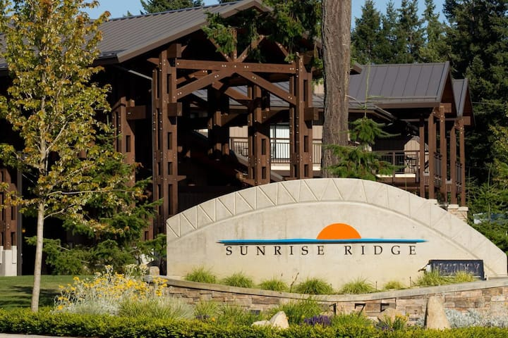 Sunrise Ridge Vancouver Island Waterfront Resort