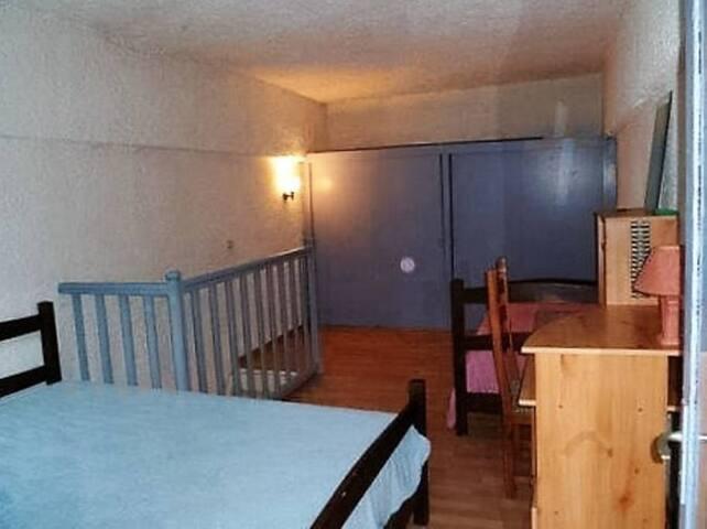 duplex meublé 40m2 -CASAMOZZA-(lucciana) - Lucciana - Apartamento