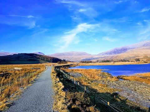 Cefnan, Rhyd Ddu, Snowdonia