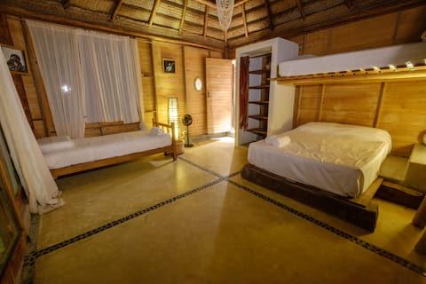 Hermosa habitación frente al mar, Horizonte 6