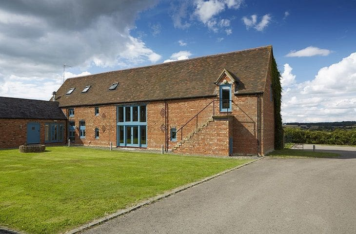 Vicarage Barn, Long Compton - Long Compton