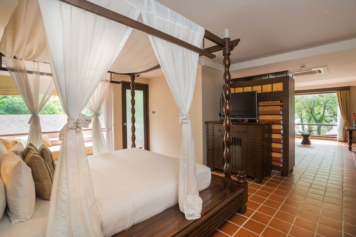 Romantic room in Krabi