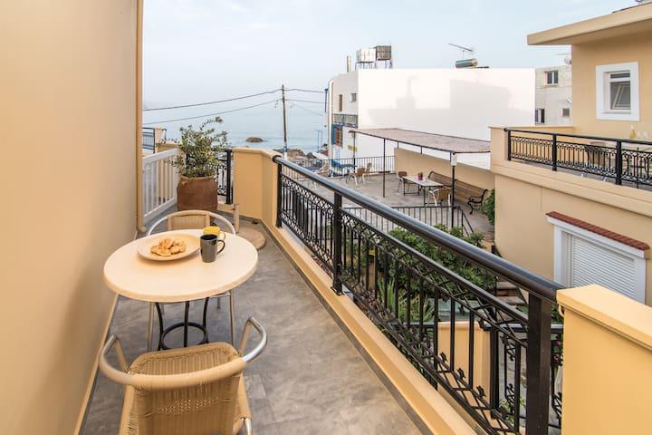 harbour studio 4 with partial sea view - Paleochora - Apartament