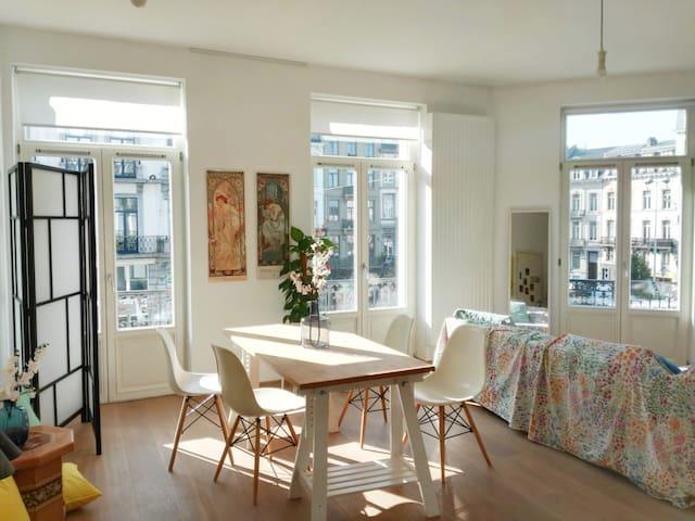 Appartamento per 2 nel cuore di Bruxelles