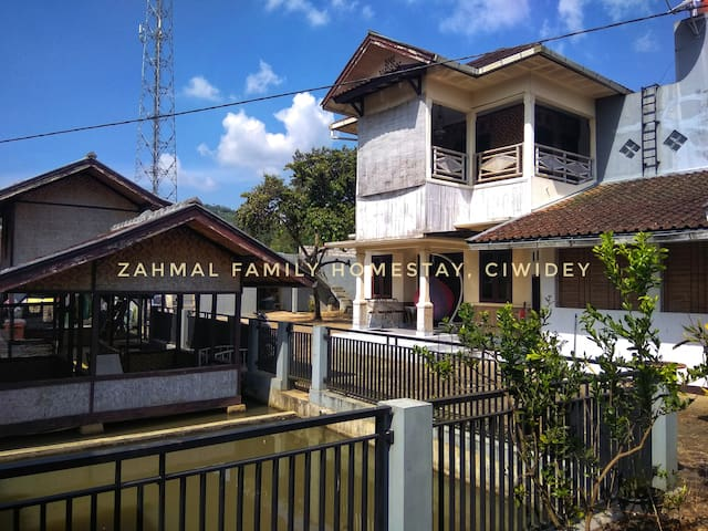 Penginapan Keluarga Bandung Selatan