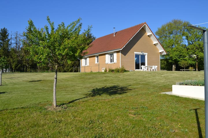 Maison Ossature bois - Cusey - Holiday home
