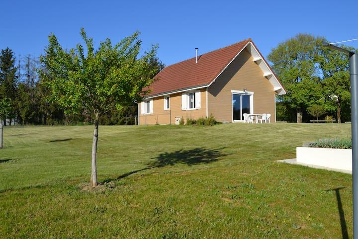 Maison Ossature bois - Cusey - Vakantiewoning