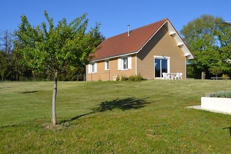 Maison Ossature bois - Cusey - บ้านพักตากอากาศ