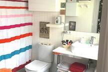 Full equiped Bathroom