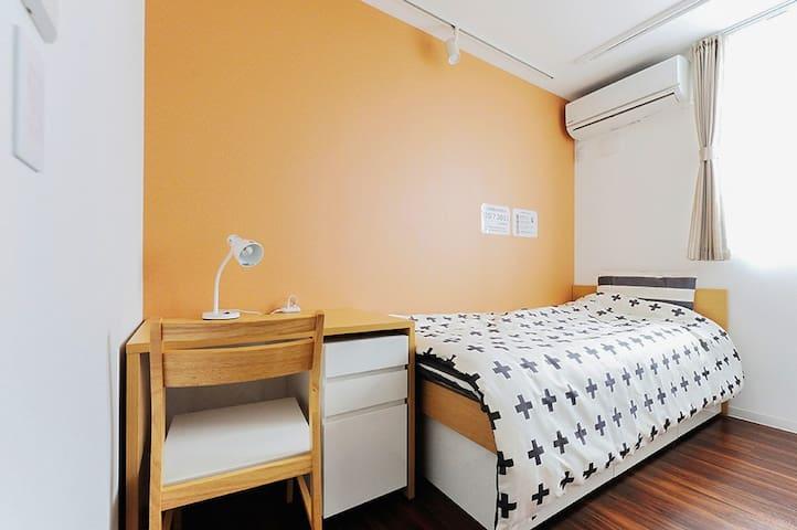 Private Room☆5min to Sta.&15min Akihabara♪G7-5