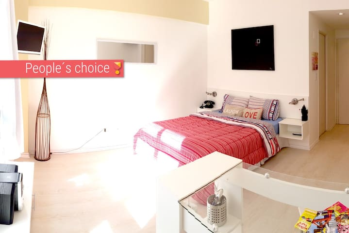 ❤ 7C | Location, location, location! ★★★★★ - Buenos Aires - Appartement