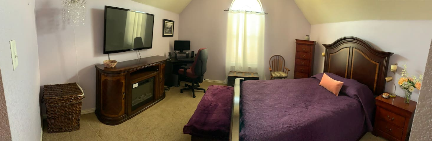 Elegant, peaceful and clean rooms to rent.