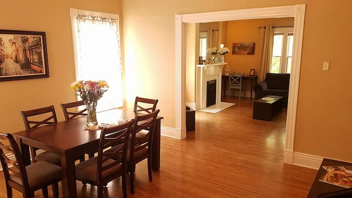 Quiet 2 Bed 1 Bath in Crescent Hill