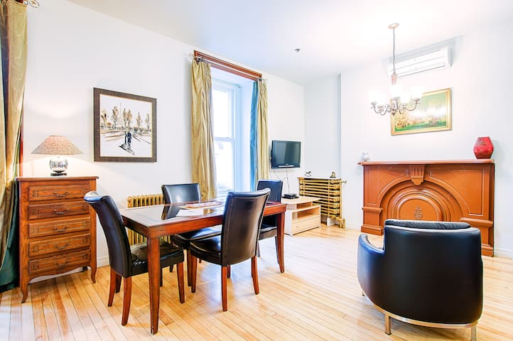 Charming family apartment centrally located