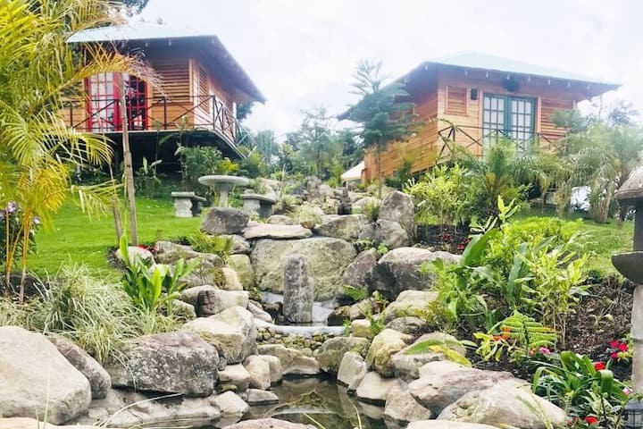 Nature Club and Spa Tahiti 2 Cabin