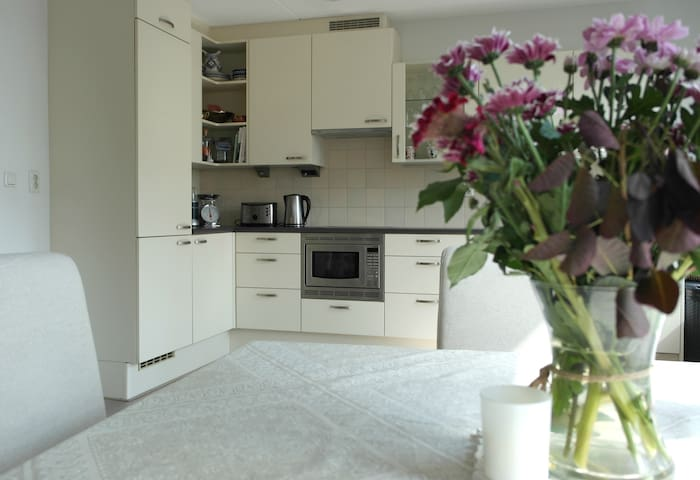 Modern apartment, minutes from the City Centre - Rotterdam - Lägenhet