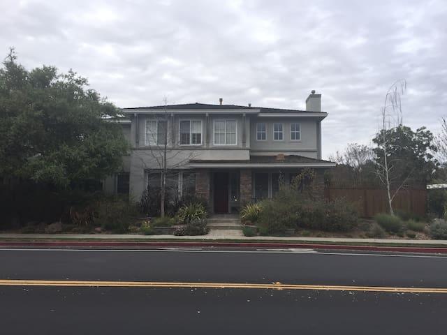 Menlo Park House Close to Stanford, Downtown - Menlo Park - Casa