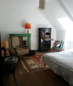Guerlédan,chambre confortable