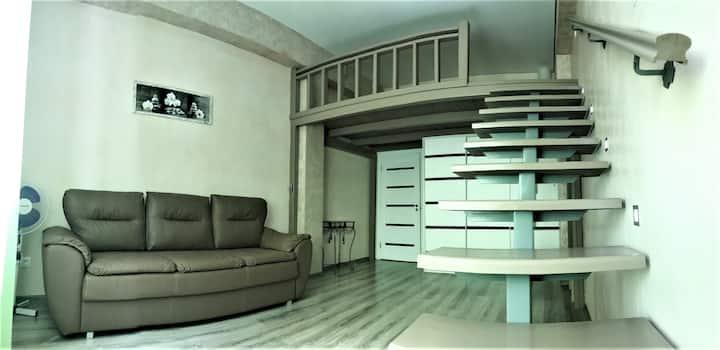 Apartment on Karbysheva