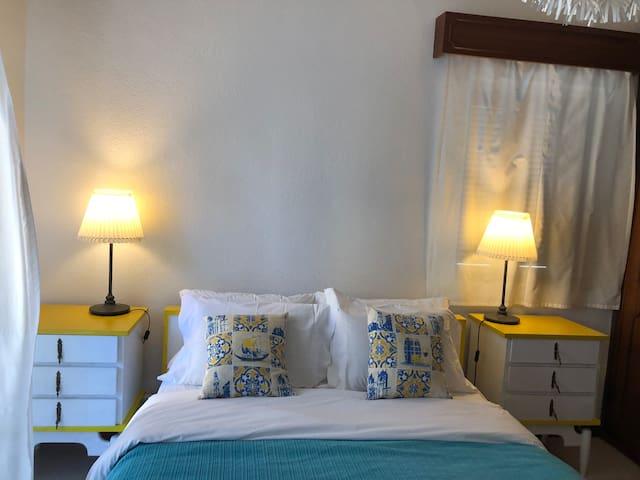 Doppelzimmer-Modern-Gemeinsames Badezimmer-Balkon-Ocean Quiet room