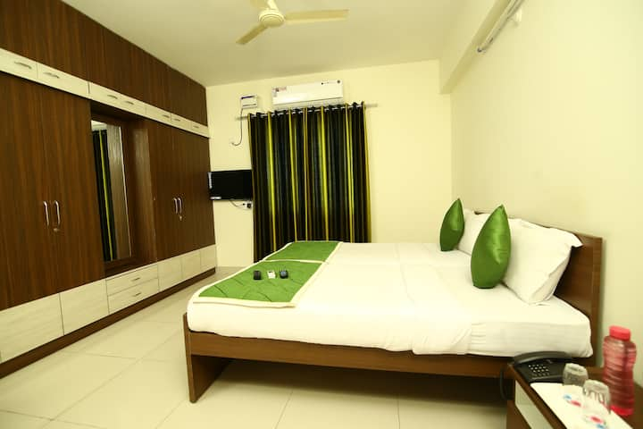 Specious room for comfortable stay