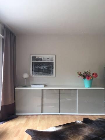 Schönes, ruhiges Zimmer in zentraler Lage - Aquisgrana - Casa