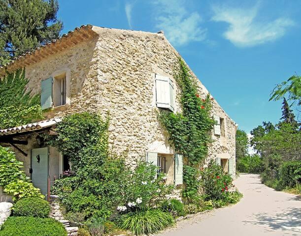 LA MAISONNETTE - Charming House in Provence - Ménerbes - Rumah
