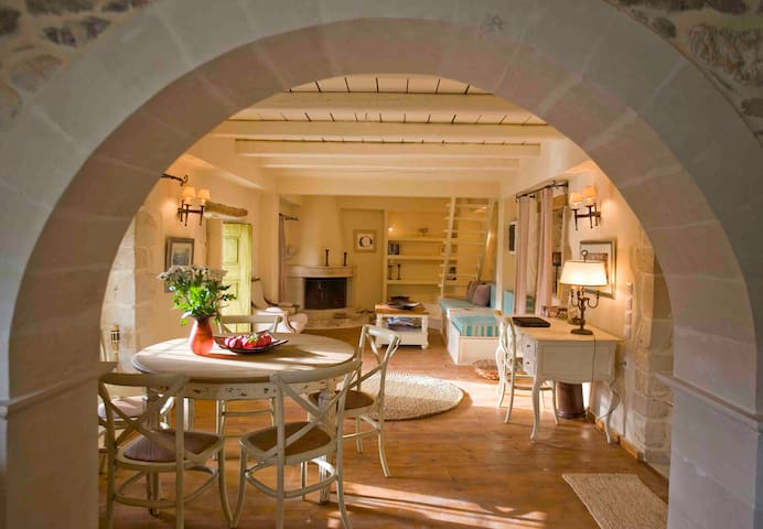 Aer Luxury Maisonette in eastern Crete