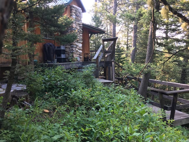Evergreen Cabin @ Bridger Bowl