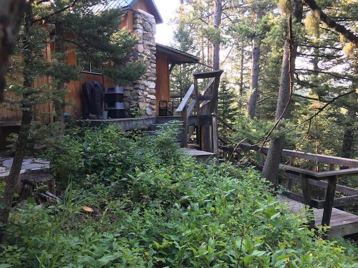 Evergreen Cabin @ Bridger Bowl