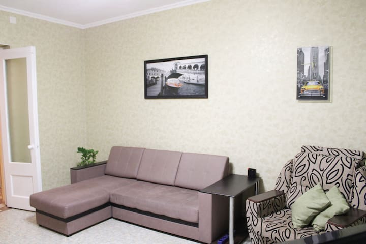 Квартира на сквере Кирова