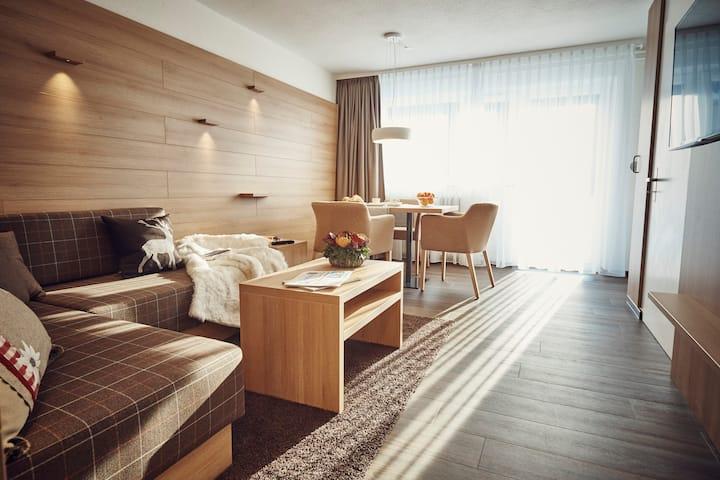 Privates Haus mit 1 Schlafzimmer