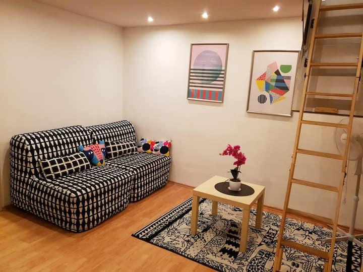 Raday7 Apartment