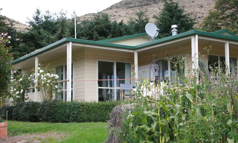 Burkes Pass Farm Cottage - Burkes Pass - Casa