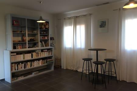 Charmant petit studio - Saint-Chaptes - Villa - 1